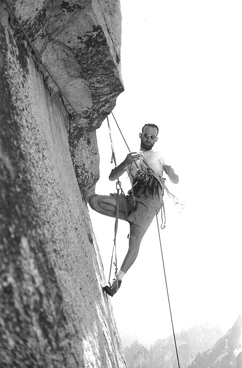 Royal Robbins FA Salathé Wall