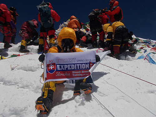 Everest - SK expedice