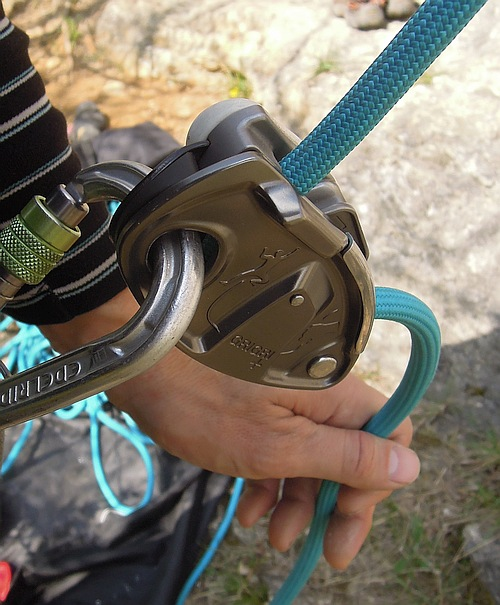 Lano Tendon Master Pro 9.2 v Grigri plus